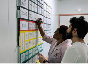 Providing the best possible care to the greatest number of patients: implementing ED systems in Papua New Guinea