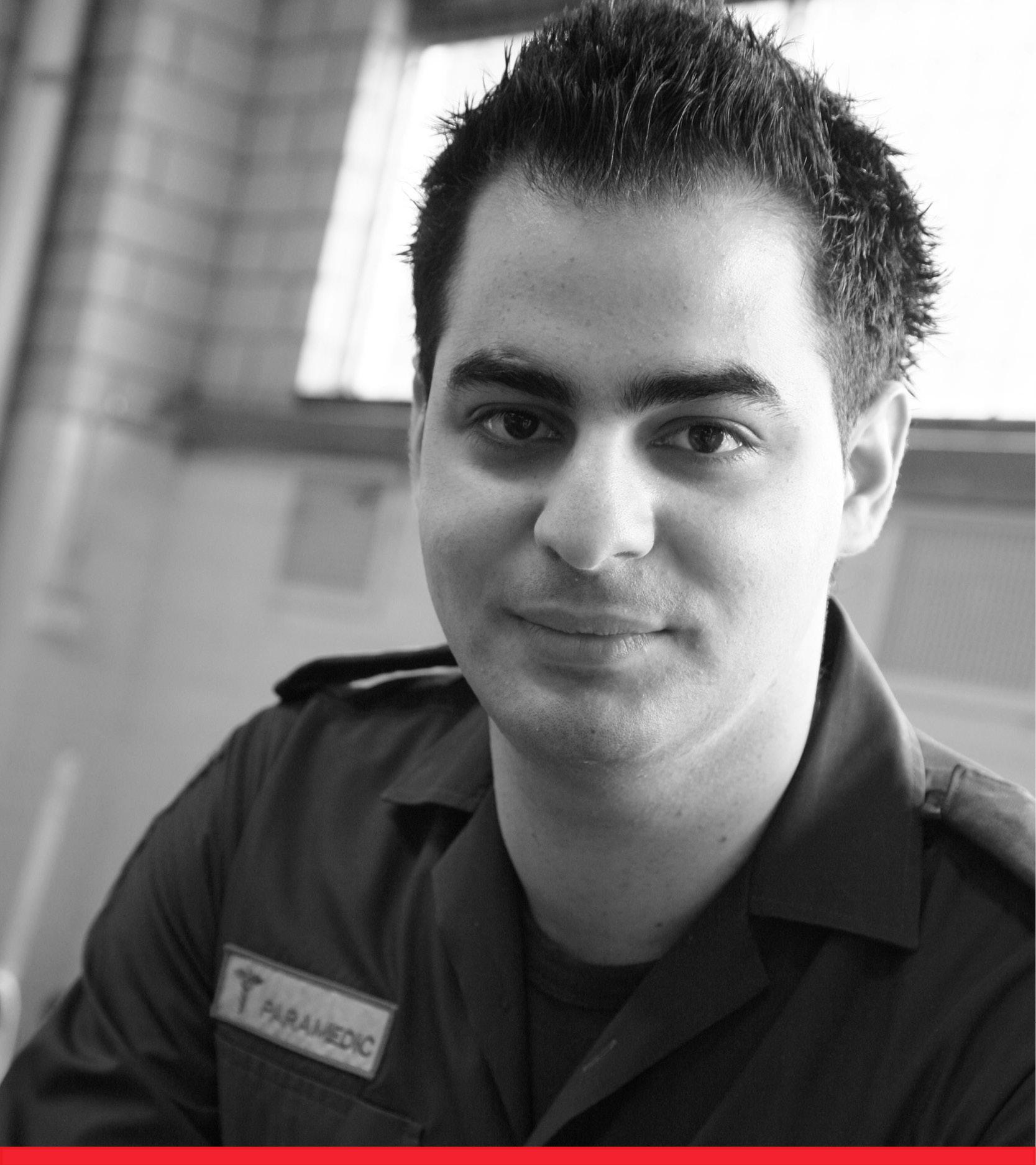 Dr Ziad Nehme